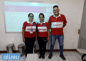 Treinamento Telha Norte - São José (Janeiro/18)