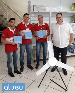 Treinamento Telha Norte - Londrina (Janeiro/18)
