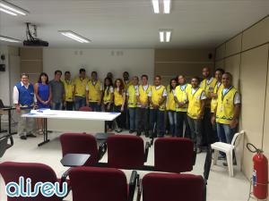 Treinamento São Jorge - Matriz - Goiânia (Maio/16)