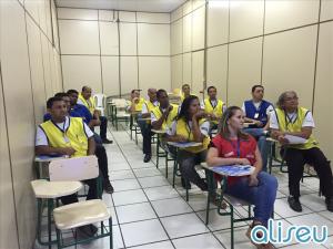 Treinamento São Jorge - Consolação - Goiânia (Maio/16)