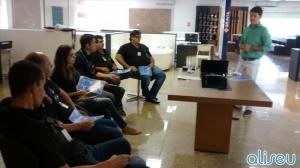 Treinamento São Jorge - Design - Goiânia (Maio/16)