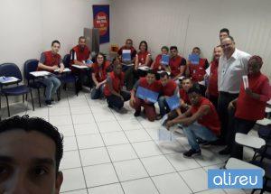 Treinamento Cassol - Curitiba (Dezembro/18)
