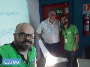 Treinamento Leroy Merlin - Londrina (Setembro/18)